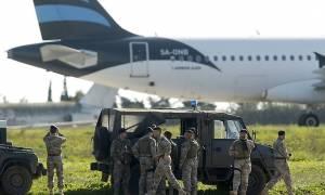 Αεροπειρατεία Μάλτα LIVE: «Υποστηρικτές του Καντάφι οι δράστες»