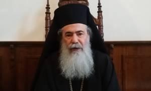 Ο Πατριάρχης Ιεροσολύμων Θεόφιλος Γ' μιλά στο Newsbomb.gr για τα Χριστούγεννα στην Αγία Πόλη