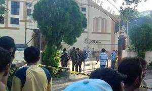Φιλιππίνες: Ισχυρή έκρηξη κοντά σε εκκλησία κατά τη διάρκεια λειτουργίας για τα Χριστούγεννα