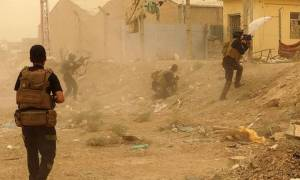 Συρία: Πολύνεκρες επιθέσεις του Ισλαμικού Κράτους κοντά στην Παλμύρα – Μαίνονται οι σφοδρές μάχες