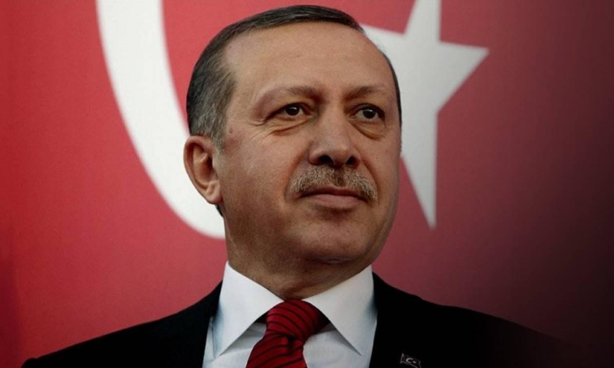 Ερντογάν: Ανάγκη να οριστεί μια ζώνη ασφαλείας στην Συρία απελευθερωμένη από τρομοκράτες