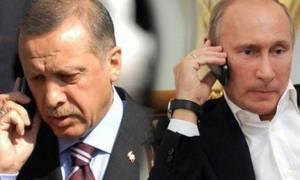 Αεροπορική τραγωδία στο Σότσι: Τηλεφωνική επικοινωνία Πούτιν - Ερντογάν