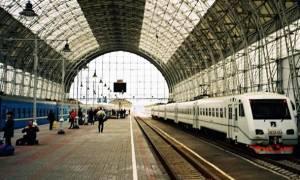 Συναγερμός στη Ρωσία: Εκκενώθηκαν τρεις σιδηροδρομικοί σταθμοί