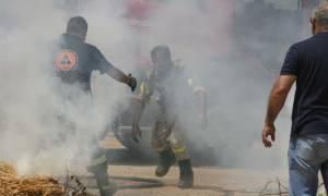 «Θα μας σκότωναν οι τσιγγάνοι»! Συγκλονισμένοι οι πυροσβέστες από την αιματηρή επίθεση