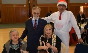 Χριστούγεννα στην Ελληνική Κοινότητα Μόντρεαλ