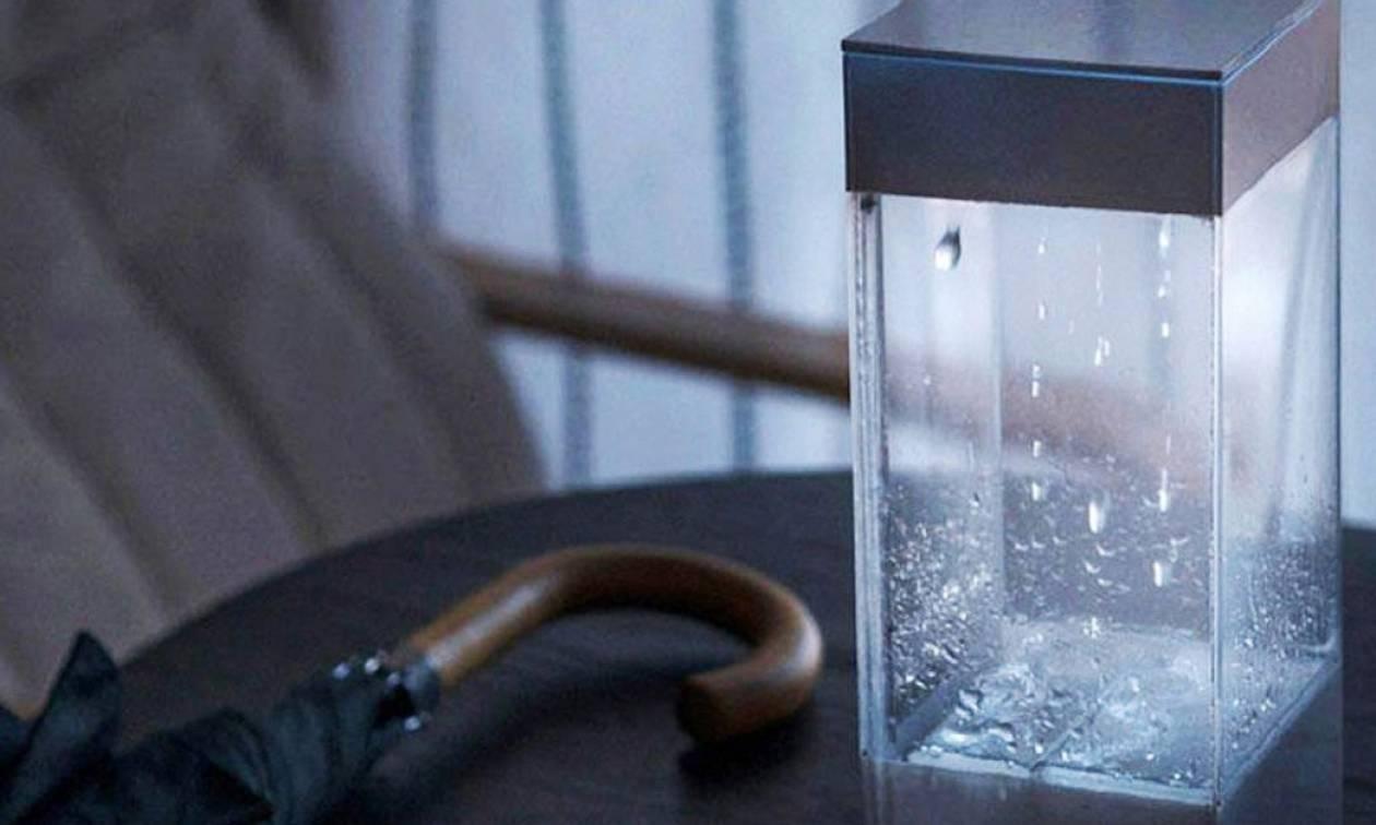 Το γκάτζετ που φέρνει τον καιρό που έχει έξω... μέσα! (pics&vids)