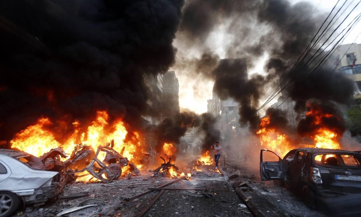 Τρόμος στο Λίβανο: Βομβιστική επίθεση κατά λεωφορείου – Τουλάχιστον ένας νεκρός