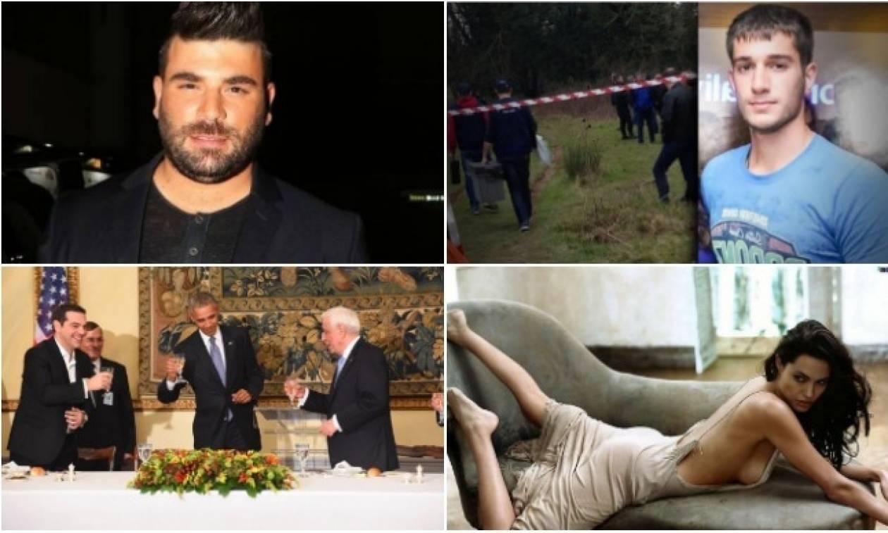 Ανασκόπηση 2016: Αυτές είναι οι ειδήσεις του Newsbomb.gr που διαβάσατε περισσότερο!