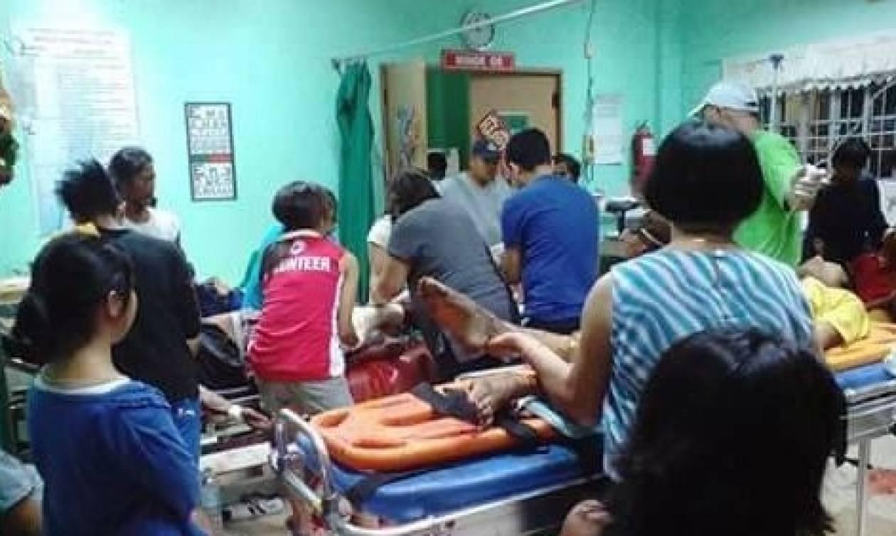 Εκρήξη σε πλατεία στις Φιλιππίνες - Φόβοι για πολλά θύματα (pics)