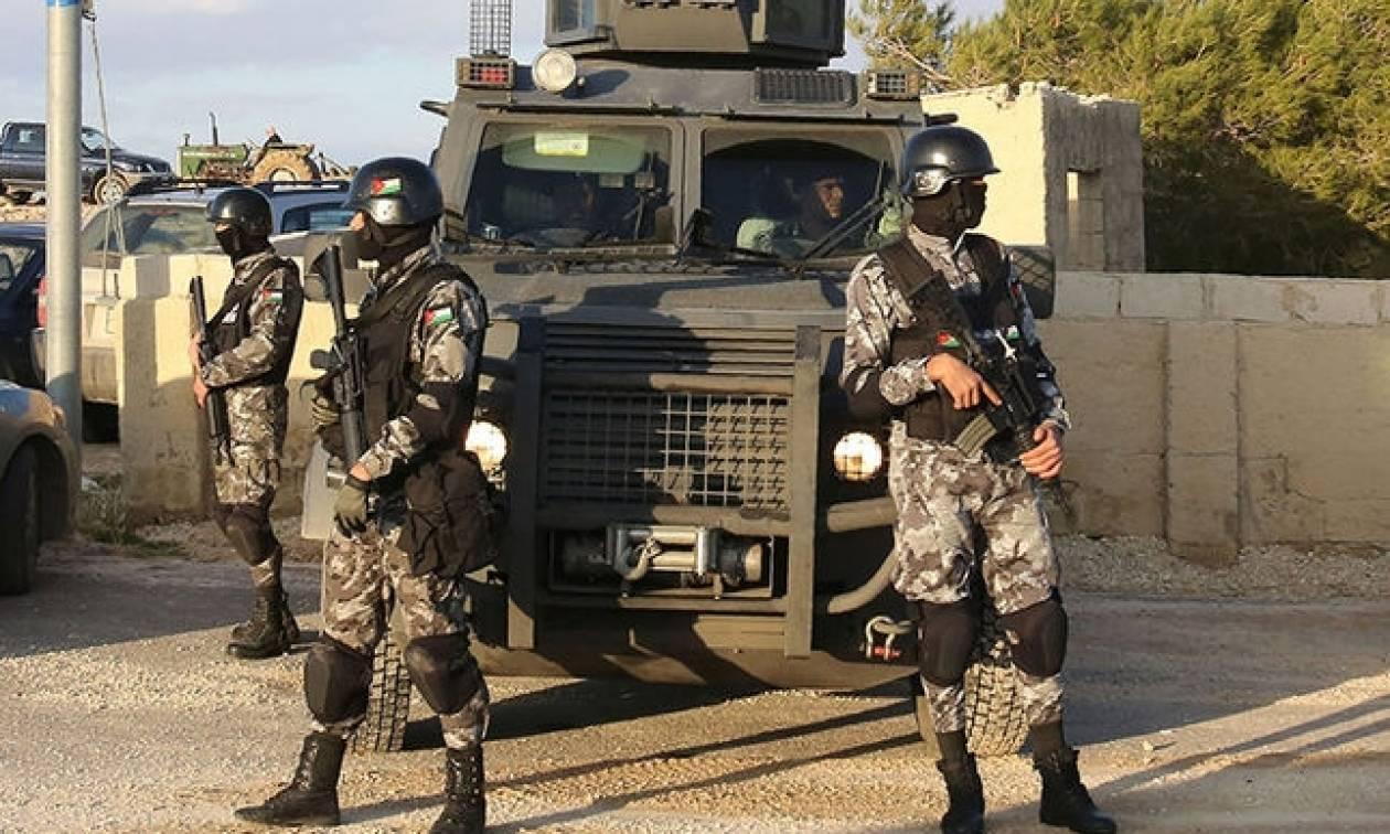 Ιορδανία: Καταδικάστηκαν σε θάνατο πέντε τζιχαντιστές