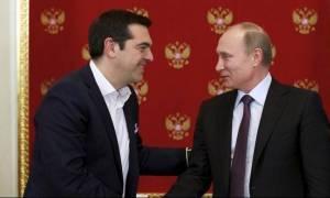 Путин и Ципрас провели телефонные переговоры
