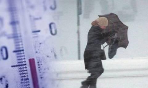 Στο ψυγείο η Κύπρος- Πέφτει ξανά η θερμοκρασία