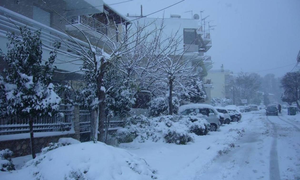 Καιρός LIVE: Η χιονισμένη Ελλάδα μέσα από το φακό των αναγνωστών του Newsbomb.gr