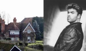 Μέσα στο σπίτι όπου «έσβησε» ο Τζορτζ Μάικλ - Το «μυστικό» πρόβλημα υγείας του (video+pics)