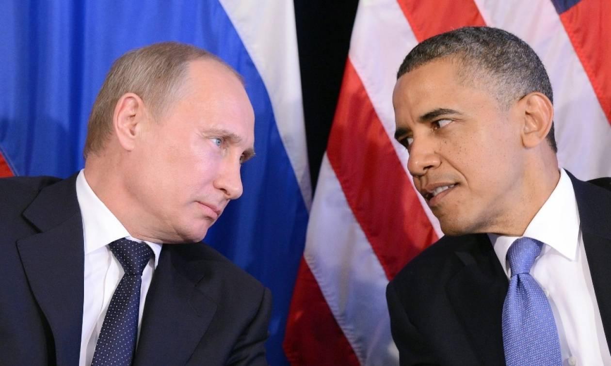 Έξαλλος ο Πούτιν: «Ο Ομπάμα είναι νεκρός» - Εντολή για αντίποινα στις νέες κυρώσεις των ΗΠΑ