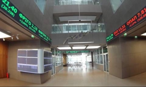 Χρηματιστήριο Αθηνών: Με άνοδο 1,95% έκλεισε το 2016