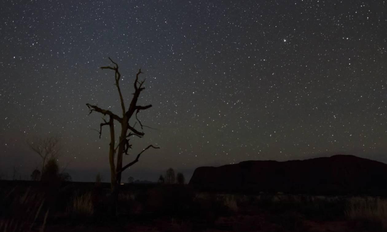 Εσείς ξέρετε ποιο σημείο στην Ελλάδα είναι ιδανικό για να δείτε τα αστέρια;
