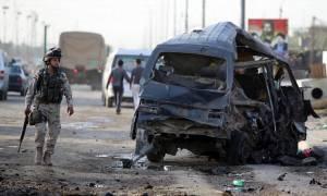 Ιράκ: Διπλή βομβιστική επίθεση αιματοκύλησε την Βαγδάτη