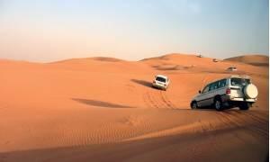 Με κολύμπι στον Αραβικό Κόλπο και σαφάρι στην έρημο, αποχαιρετά το 2016 το Κατάρ