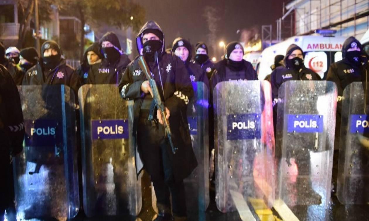 Ένοπλη επίθεση Κωνσταντινούπολη: Νεκρός ο δράστης της πολύνεκρης επίθεσης στο νυχτερινό κέντρο Reina