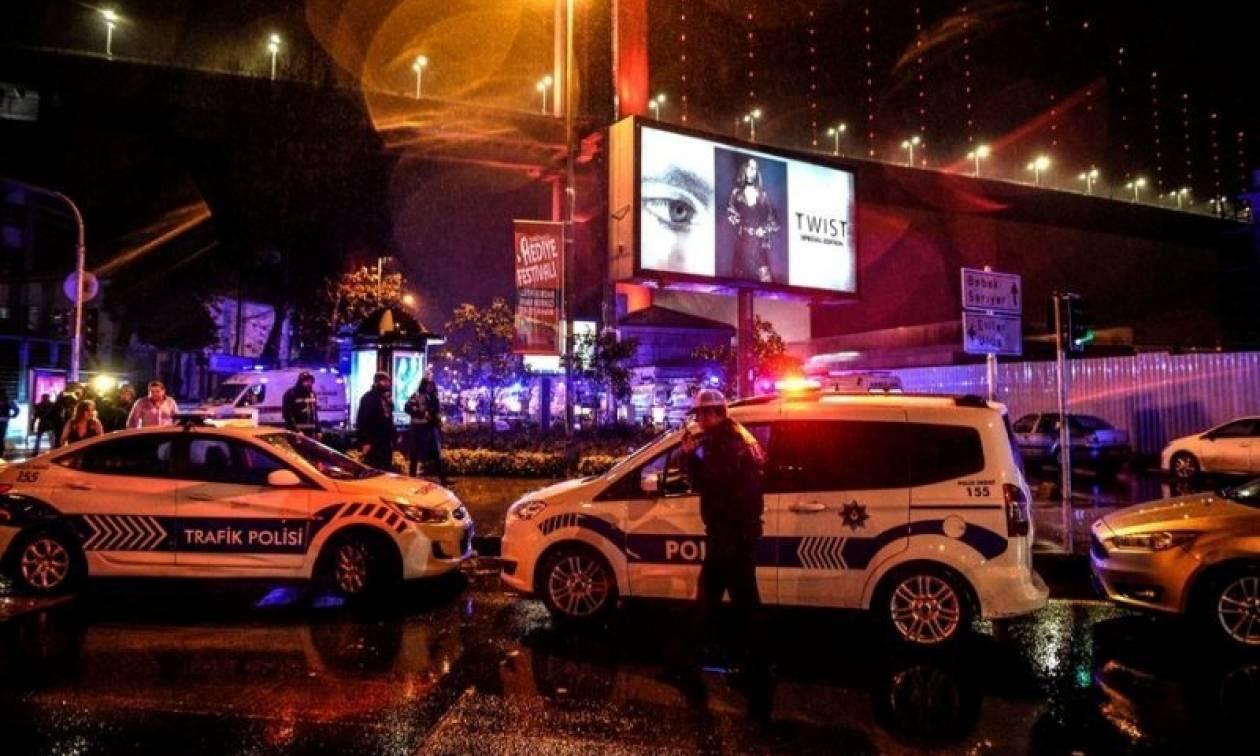 Επίθεση στην Κωνσταντινούπολη: Βίντεο - ντοκουμέντο με τον τρομοκράτη να πυροβολεί αδιακρίτως