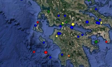 Σεισμός «ξύπνησε» τη Ζάκυνθο