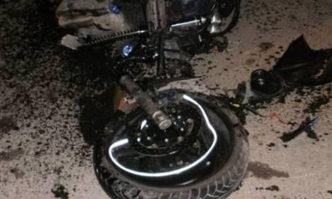 Λάρνακα: Κρίσιμα στο νοσοκομείο 30χρονος μοτοσικλετιστής μετά από σύγκρουση