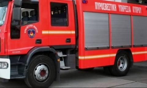Σε συναγερμό η Πυροσβεστική Κύπρου την παραμονη της πρωτοχρονιάς-Ανταποκρίθηκε σε ψευδή κλήση