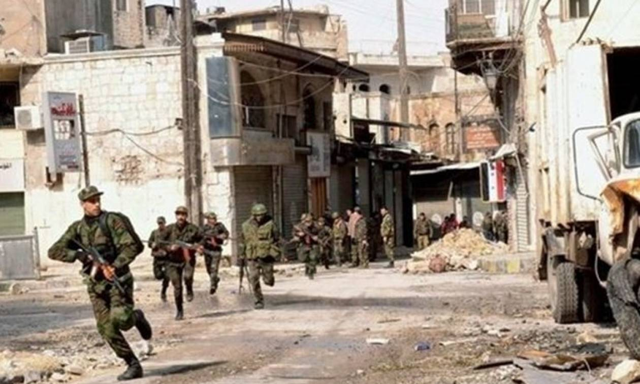 Γαλλία: Το Παρίσι κάλεσε τη Ρωσία να σταματήσει τη στρατιωτική της δράση στη Συρία
