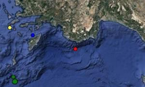 Σεισμός στο Καστελόριζο
