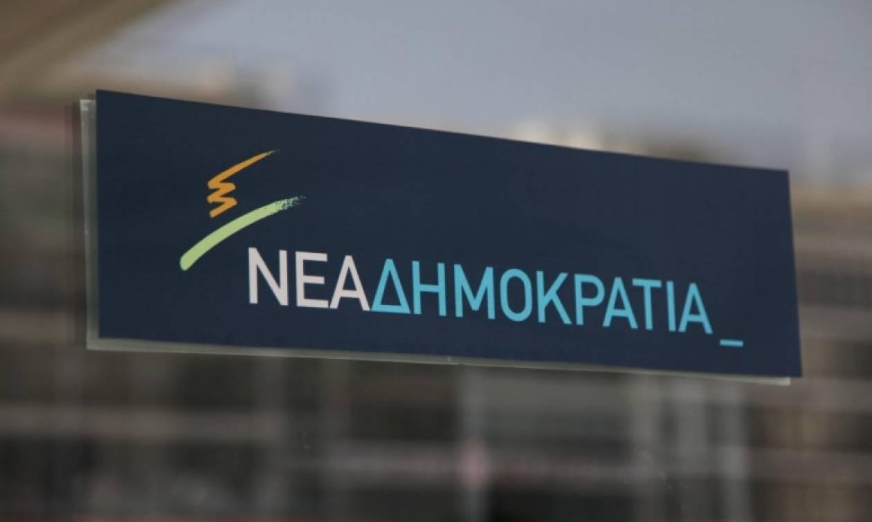 ΝΔ: «Φόροι και περικοπές ο μποναμάς Τσίπρα»