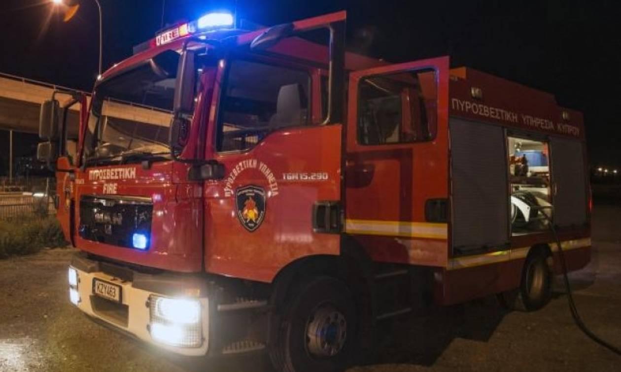 Υπό έλεγχο η πυρκαγιά στο Ελληνικό
