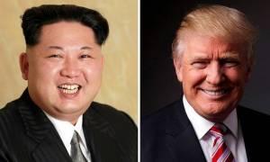 «Ξεσπάθωσε» ο Ντόναλντ Τραμπ κατά του Κιμ Γιονγκ Ουν