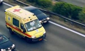 Θανατηφόρο τροχαίο στη Θεσσαλονίκη - Δύο νεκροί κι ένας σοβαρά τραυματίας