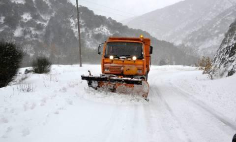 Καιρός: Ιστορικός παγετός σε όλη τη χώρα - Δριμύ ψύχος και χιόνια