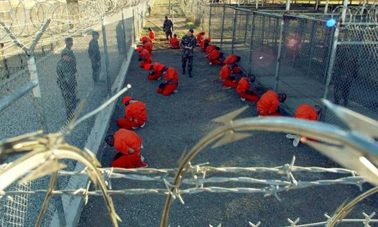 ΗΠΑ: «Όχι» του Τραμπ σε νέες μεταγωγές κρατουμένων από το Γκουαντάναμο