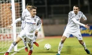 Λεβαδειακός - ΠΑΟΚ 0-1: Γλίτωσε το… κάζο στην Λιβαδειά