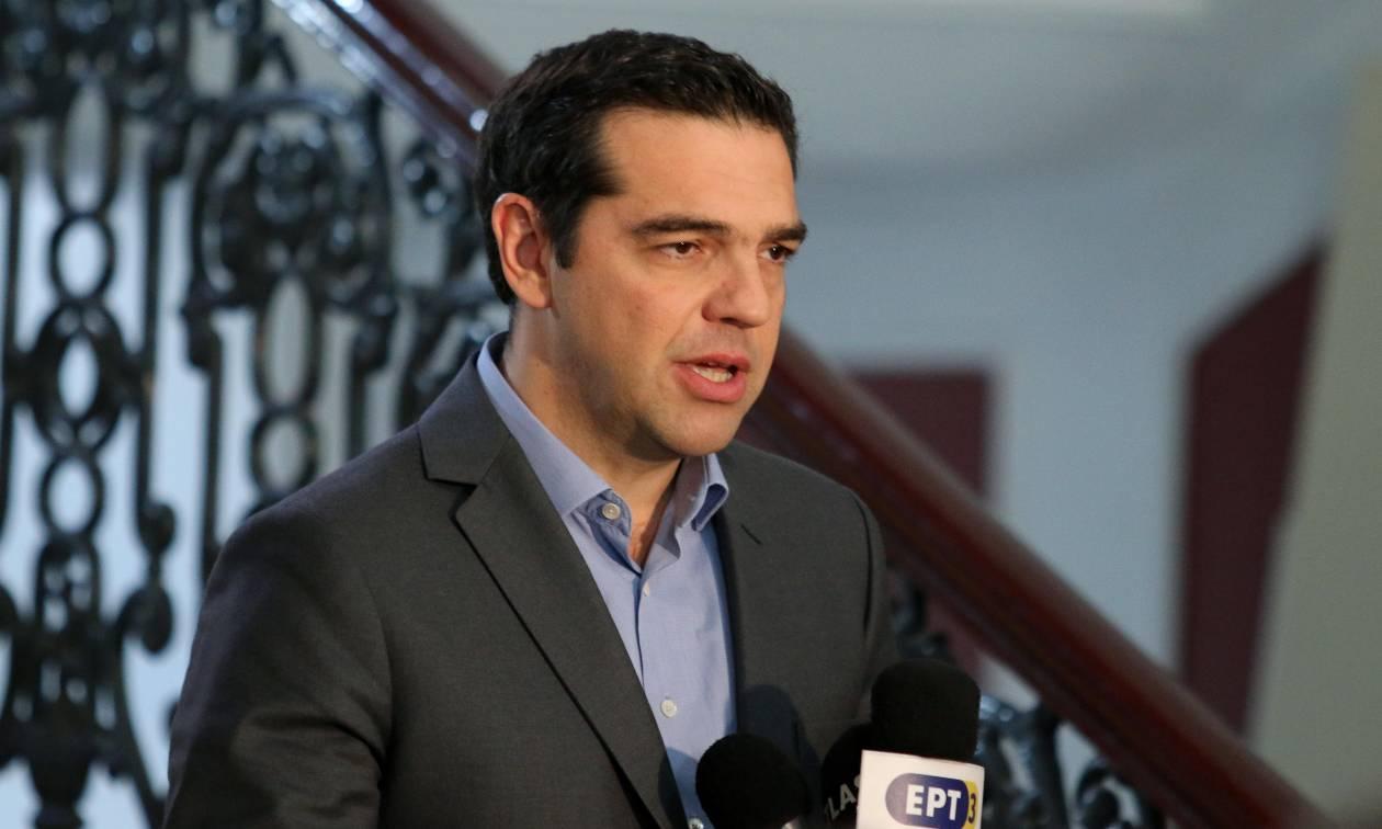Ο Τσίπρας πάει Θεσσαλονίκη και προγραμματίζει επαφές