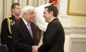 Κυπριακό «ώρα μηδέν»: Στον Παυλόπουλο ο Τσίπρας στις 10 Ιανουαρίου