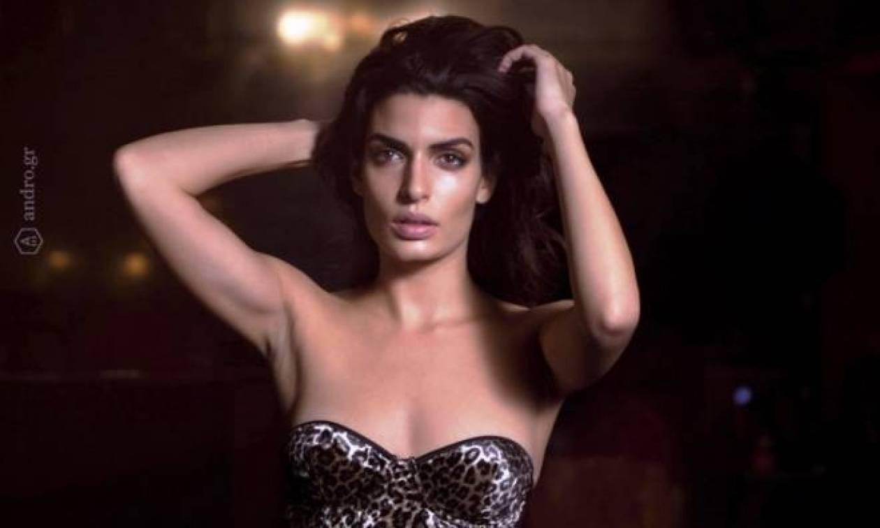 Πανικός με τις γυμνές φωτογραφίες της Τόνιας Σωτηροπούλου! (pics)