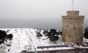 Καιρός Θεσσαλονίκη: Σε ετοιμότητα οι υπηρεσίες των δήμων ενόψει του σφοδρού κύματος κακοκαιρίας