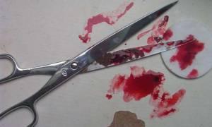 Σοκ στην Πέλλα: Τσακώθηκαν και του επιτέθηκε με ψαλίδι