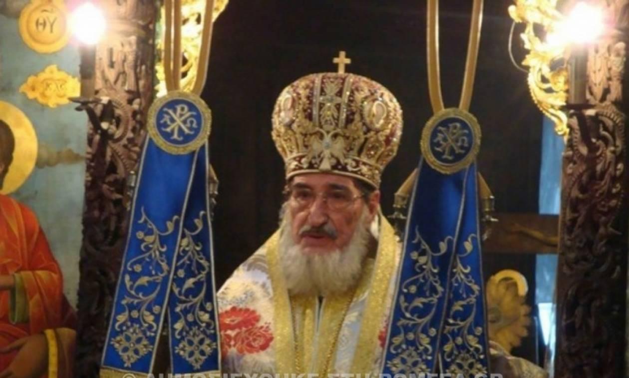 Εκοιμήθη ο Επίσκοπος Δεβόλεως Θεοδόσιος