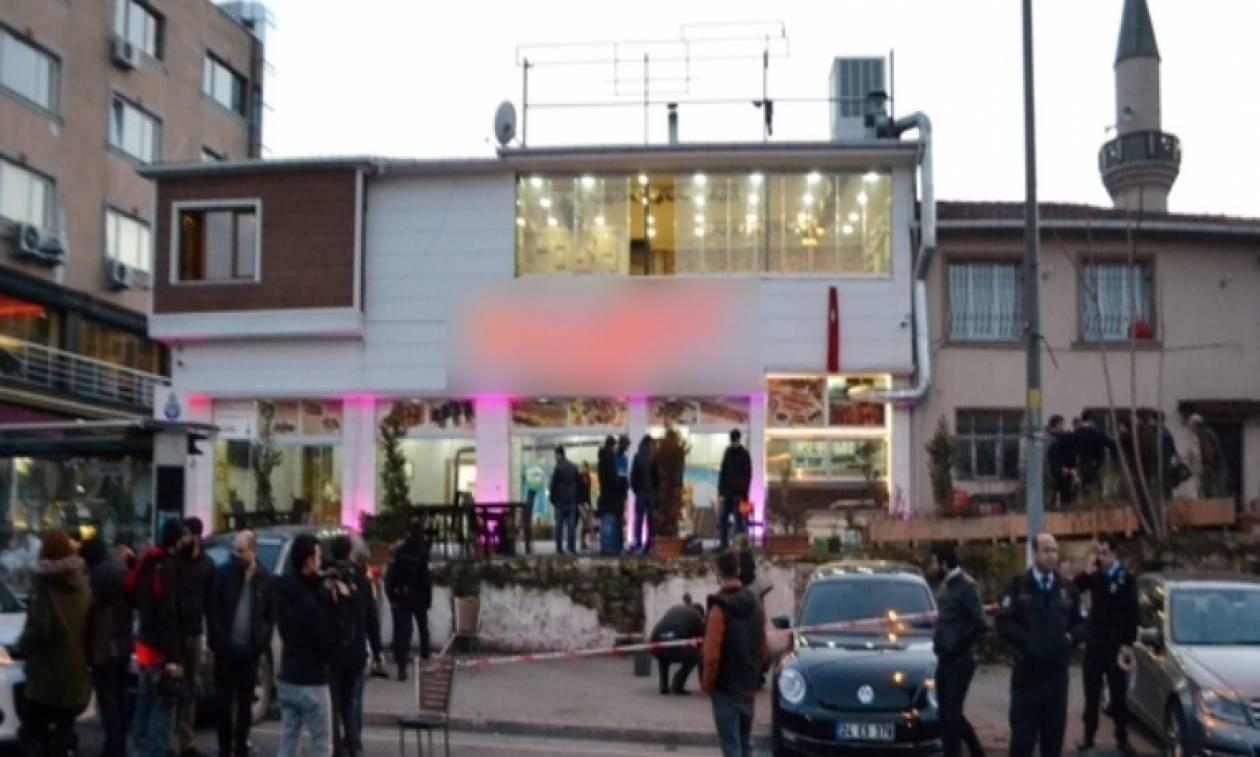Τουρκία: Πυροβολισμοί σε εστιατόριο στην Κωνσταντινούπολη (video)
