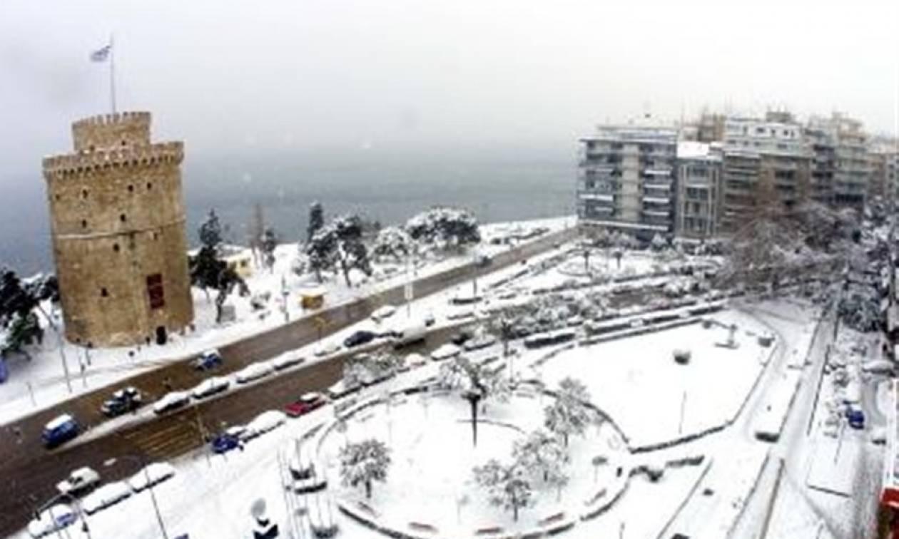 Καιρός- Σε ετοιμότητα οι δήμοι της Θεσσαλονίκης ενόψει κακοκαιρίας
