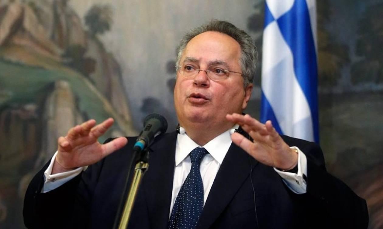 Κυπριακό: Ο Κοτζιάς απέκλεισε το ενδεχόμενο αποτυχίας των διαπραγματεύσεων