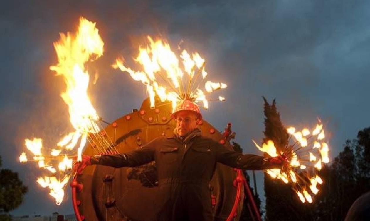 Καλαμάτα: Νέο ρεκόρ Γκίνες από τον άνθρωπο που κατέχει τα περισσότερα (pics&vid)