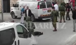 Ένοχος για ανθρωποκτονία ο Ισραηλινός στρατιώτης που αποτέλειωσε τραυματισμένο Παλαιστίνιο (video)