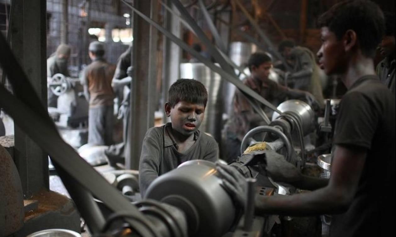 Ινδία: Οι αρχές διέσωσαν 200 παιδιά που δούλευαν σε κεραμοποιία