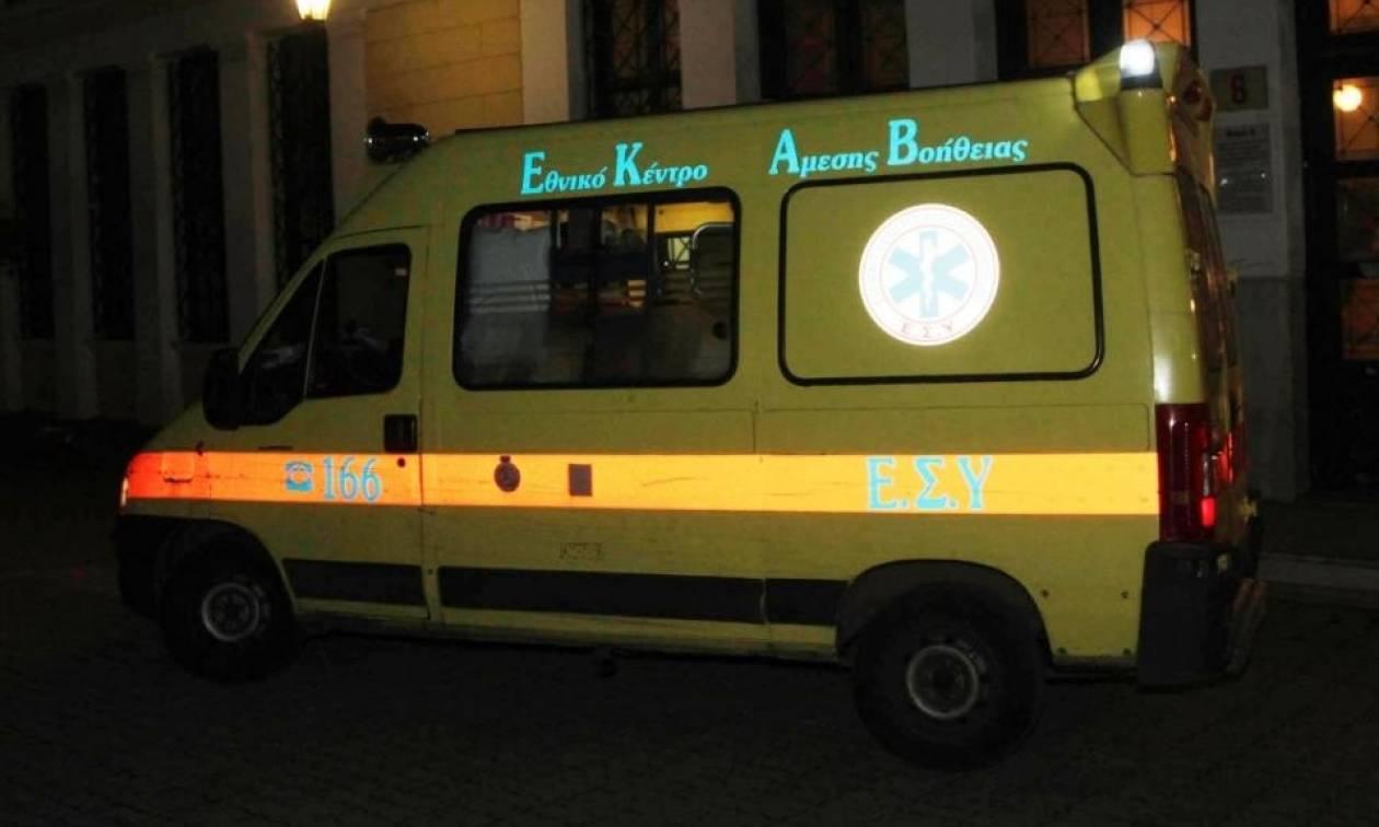 Ελασσόνα: Βουτιά θανάτου από ταράτσα για 39χρονο